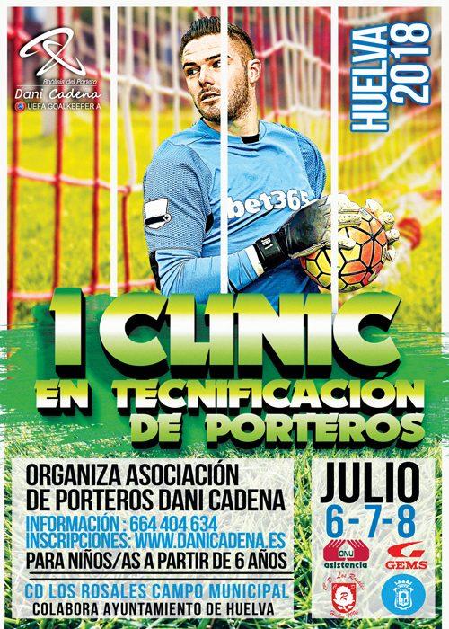 Clinic Huelva 2018