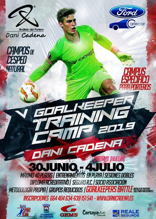 Campus Dani Cadena 2019