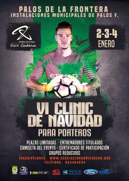 Clinic PALOS FRONTERA 2019