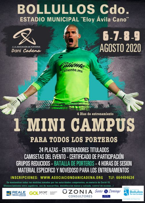 1 Mini Campus BOLLULLOS 2020