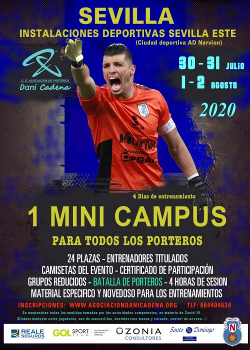1 Mini Campus SEVILLA 2020